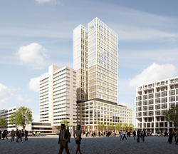 Union Investment koopt First Rotterdam