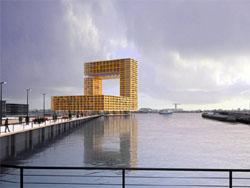 Wellicht penthouses tot 1.440 m2 in Pontsteigergebouw