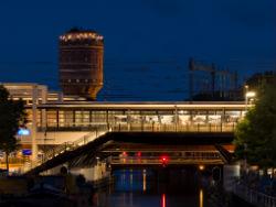 Opening nieuw station Utrecht-centrum