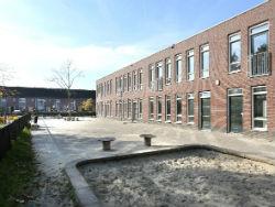 Woningen in oude school Almere
