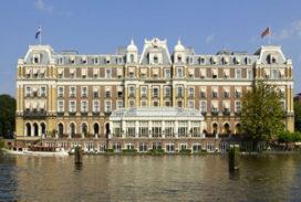 Groei in hotelovernachtingen Amsterdam