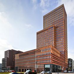 Philips Pensioenfonds verkoopt gebouw Symphony