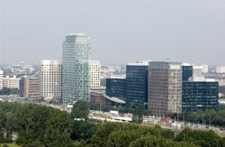 Uitbreiding WTC Amsterdam met 32.000 m2