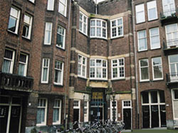Woningen in ROC-gebouw Zocherstraat
