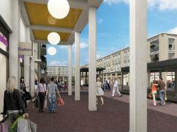 Rechter legt bouw winkelcentrum Anklaar stil