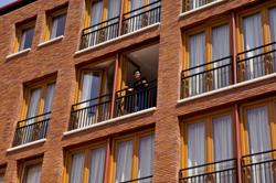 Proef met pacht van appartementen