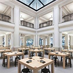 Apple Store in Haarlem geopend