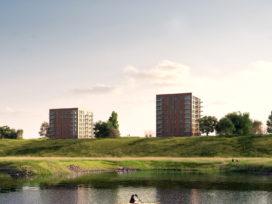 Vesteda koopt nieuwbouwproject Arnhem