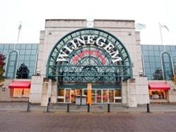 Nieuwe vleugel Wijnegem Shopping Center geopend