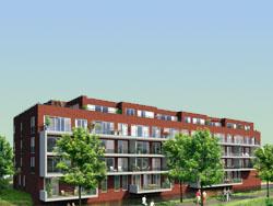 Blauwhoed ontwikkelt luxe appartementen Bleiswijk