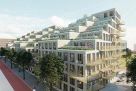 Altera koopt 86 appartementen op Zeeburgereiland