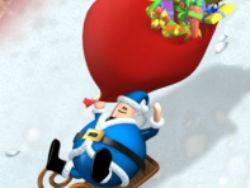 Nieuwe piek online kerstwinkelen