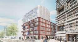 Hurks bouwt tweede fase Buiksloterham&Co