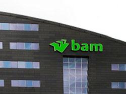 BAM behaalt halfjaarwinst van bijna 33 miljoen
