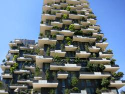 Bosco Verticale beste hoge gebouw van 2015