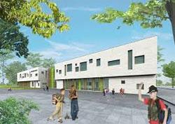 Bouwstart wijkcentrum/school Den Bosch