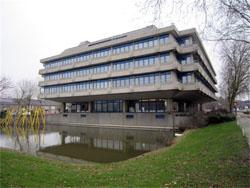 Woningen in Bosch kantoor Rijkswaterstaat