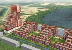 Staedion eigenaar 3.000 woningen op Ypenburg