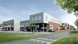 Oplevering bedrijvencentrum Henricushof 3
