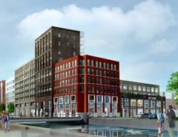 Gezamenlijke ontwikkeling Spuiboulevard Dordrecht