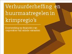 Alternatief provincies voor maatregelen huursector
