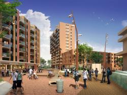 Begin bouw fase 3 in Eindhoven Meerrijk