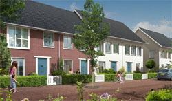 Blauwhoed ontwikkelt 27 woningen in Elzenhagen