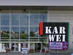 Karwei: stadswinkels en minder bouwmarkten