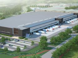 Remmers ontwikkelt distributiecentrum in Tilburg