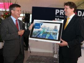 Balkenende: 'Alle grote projecten beginnen met data-analyse'
