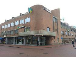 Woningen in voormalig bankkantoor Leeuwarden