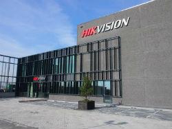 Opening Hikvision op bedrijvenpark De President