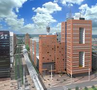 Nieuwe huurders WTC The Hague