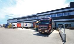 Logistieke ruimte nog steeds in trek in Brabant