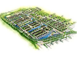 Groot nieuwbouwproject Hardinxveld-Giessendam