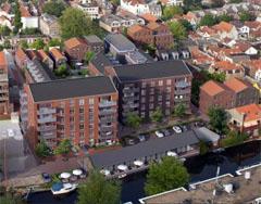 Altera koopt veertig appartementen Gouda