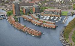 Oplevering eerste woningen Land in Zicht in Haarlem