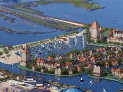 Synchroon ontwikkelt 740 woningen Harderwijk