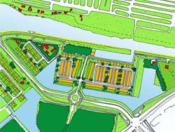 Bouwfonds begint met ontwikkeling wijk Broekhorn