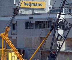 Groter verlies Heijmans door woningmarkt