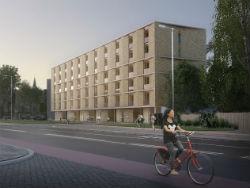 Koopmans realiseert Achmea-woningen Utrecht