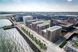 Borghese verkoopt 271 woningen in IJburg aan Amvest