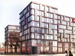 BAM Deutschland bouwt hotel bij restant Berlijnse Muur