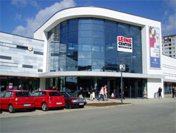 CBRE GI en TRS kopen Leine Center in Laatzen