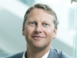 Genomineerd: Jan Hein Tiedema, directeur OVG Nederland