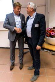 Paul Oortwijn nieuwe voorzitter CoreNet Benelux