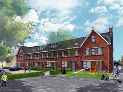 Overeenkomst woningbouwplan Leerdam