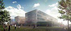 Begin bouw Bèta Campus Leiden