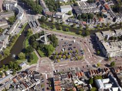 Leiden bouwt twee nieuwe parkeergarages