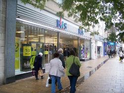 Sluiting 163 vestigingen na bankroet Brits BHS